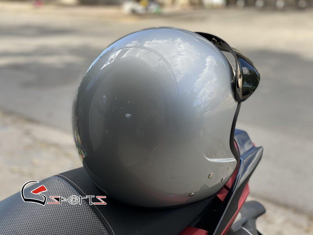 Mũ bảo hiểm 3/4 Nexo vintage 505w - Hàng xuất Nhật